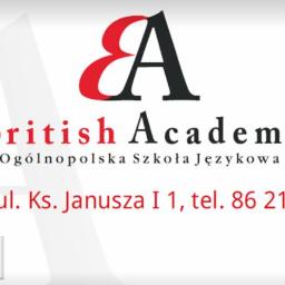 British Academy - dołacz do najlepszych