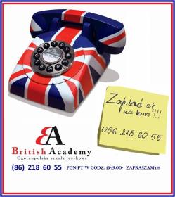 British Academy Szkoła Językowa - Szkoła językowa dla dzieci Łomża