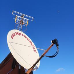 Montaż anten Bydgoszcz