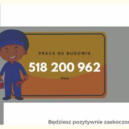 Pracownicy budowlani - Konstrukcje Żelbetowe Ostrołęka
