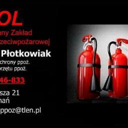 Zakład Ochrony Przeciwpożarowej IZPOL - BHP, ppoż, bezpieczeństwo Poznań
