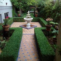 Ogrody Mościckiego - Odśnieżanie dachów Ceranów