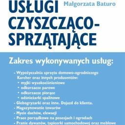 Kompleksowe Usługi Czyszcząco-Sprzątające - Ogrodnik Ostróda
