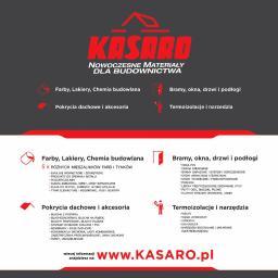 Kasaro - Hurtownia materiałów budowlanych - Ekogroszek Zakopane