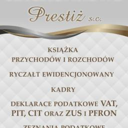 Biuro Rachunkowe Prestiż - Biznes plan Busko-Zdrój