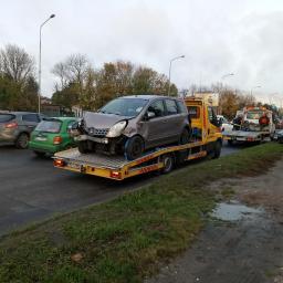 Pomoc drogowa CarSolution - Transport samochodów Poznań