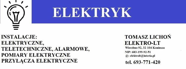 ELEKTRO-LT - Domofony, wideofony Gdów