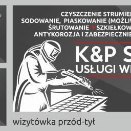 K&P Soltech - Piaskowanie Metali Olszanka