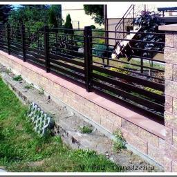 Montaż ogrodzenia Zgierz 2
