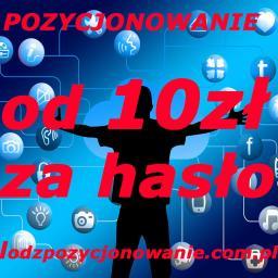 Komputery i laptopy Łódź