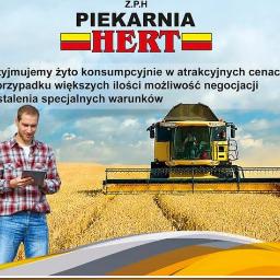 Z.P.H. HERT Piotr Nowicki - Zboże Jelcz-Laskowice