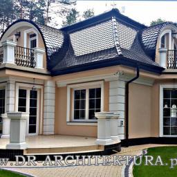 Projekty domów Wołomin 1