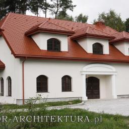 Projekty domów Wołomin 5