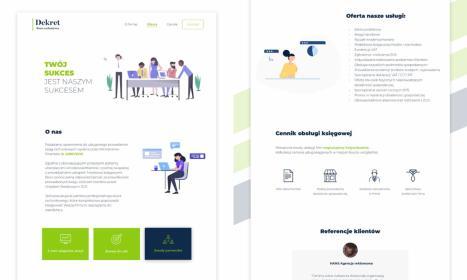 DULAK UX/UI Studio - Projektowanie logo Kartuzy