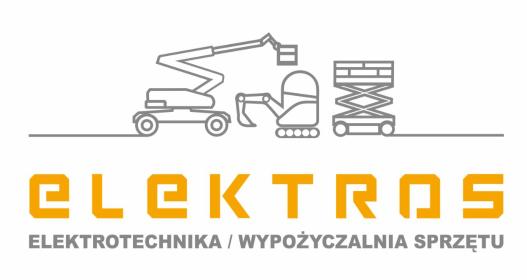 Wypożyczalnia sprzętu budowlanego Elektros - Maszyny budowlane Opole