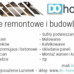 Do Home - Ramonty Łazienek Kędzierzyn-Koźle