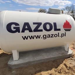 Gazol Sp.J - Zaopatrzenie w gaz Międzyrzec Podlaski
