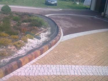 Daw-Bruk - Układanie kostki granitowej Rajcza