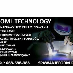 F.U.P. OML TECHNOLOGY - Tokarz Sosnowiec