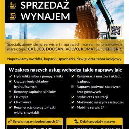 Global Atlantic maszyny Budowlane - Dla rolnictwa Kielce