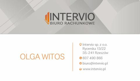 Intervio sp. z o.o. - Firma Księgowa Rzeszów