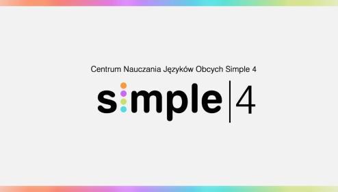 Centrum Nauczania Języków Obcych Simple 4 - Kurs rosyjskiego Warszawa
