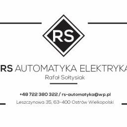 RS-AUTOMATYKA I ELEKTRYKA - Oświetlenie Elewacji Ostrów Wielkopolski