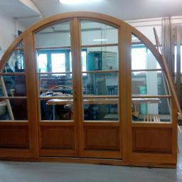 Okna drewniane Skrzydlna 27
