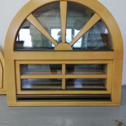 Okna drewniane Skrzydlna 28