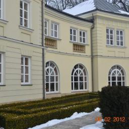 Okna drewniane Skrzydlna 1