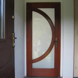Okna drewniane Skrzydlna 13