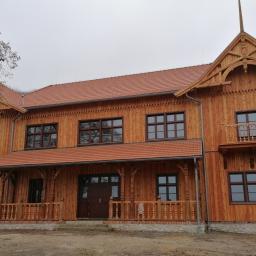 Okna drewniane Skrzydlna 37
