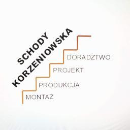 Schody Korzeniowska - Schody Trzeszczyn