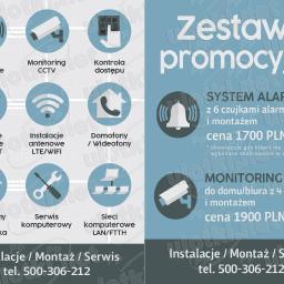 Radiokomunikacja Mazowsze Anna Zagroba - Alarmy Skrzeszew