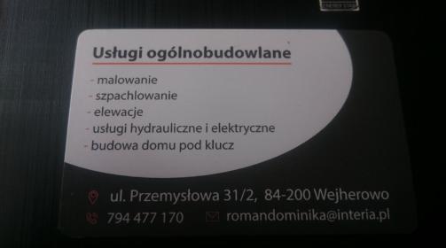 Filar - Hydroizolacja Wejherowo