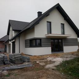 WARM HOUSE Karol Kopytowski - Płyta karton gips Chęciny
