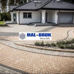 Mal-Bruk - Układanie kostki granitowej Domanice