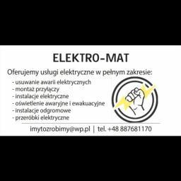 Elektro-mat Mateusz Sidorczuk - Elektryk Rumia