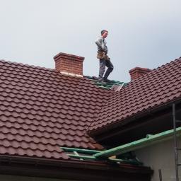 Centrum Pokryć Dachowych EkoDach Rafał Kalinowski - Pokrycia dachowe Brudzeń Duży