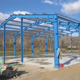 ROLEX Konstrukcje stalowe - Konstrukcje Stalowe Sierpc
