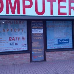 Komputery i laptopy Proszowice