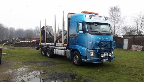 Usługi Transportowe Drewna Stosowego i Kłody - Tartak Człopa