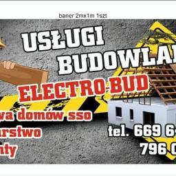 Usługi Budowlane Electro-Bud - Elewacje Jasień