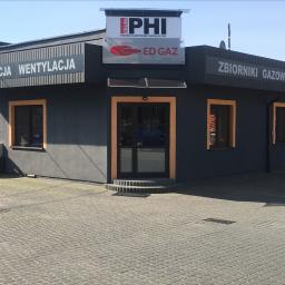Przedsiębiorstwo Usługowo Handlowe ED-GAZ Edward Ćwikliński - Instalacje gazowe Mława