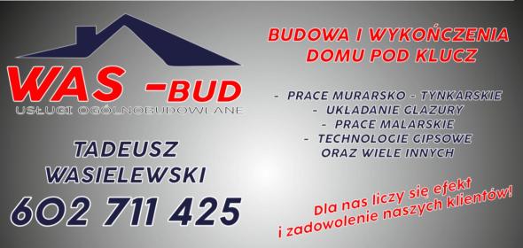 WAS-BUD - Budownictwo Rybno