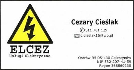 Elcez Usługi Elektryczne - Usługi Instalatorskie Celestynów