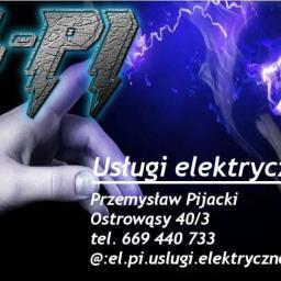 EL-Pi Usługi Elektryczne Przemysław Pijacki - Serwis Anten Satelitarnych Ostrowąsy