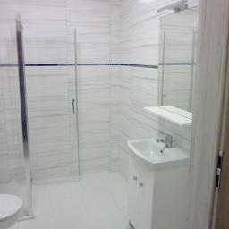 Remont mieszkania - łazienka