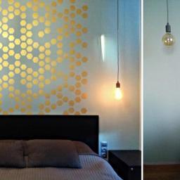 Remont mieszkania - sypialnia