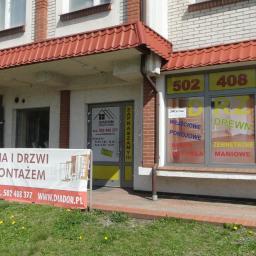 DIADOM OKNA I DRZWI - Naprawa okien Białystok
